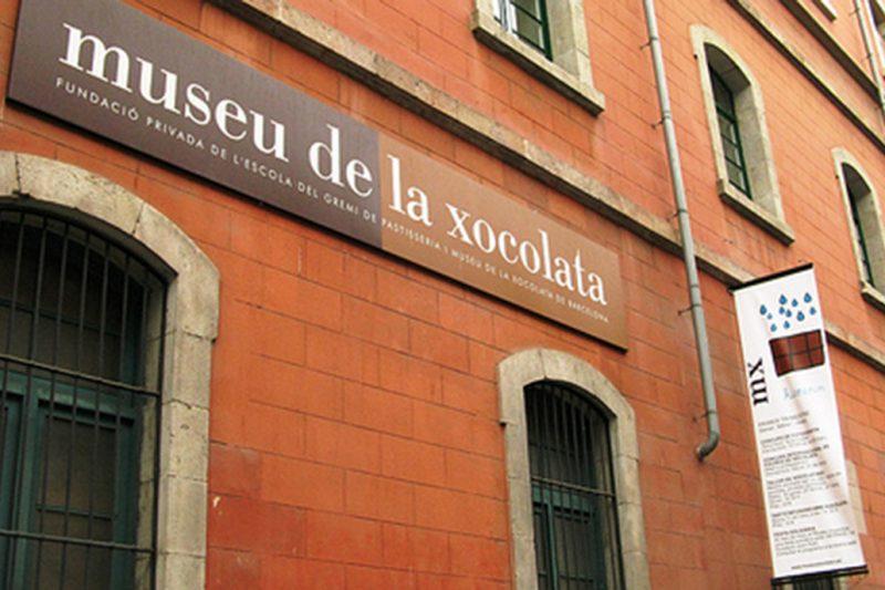 Visita al museo del chocolate en Barcelona