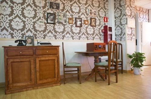 Residencia de ancianos en La Moraleja