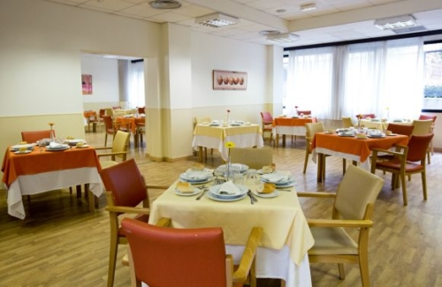 Residencia de ancianos en Alcobendas (Madrid)