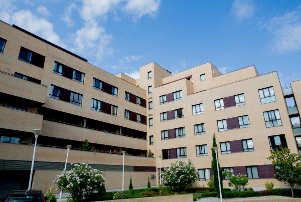 Residencia de ancianos en Aravaca (Madrid)