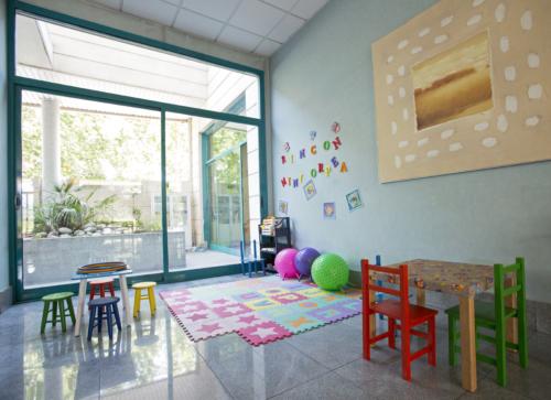 Residencia de ancianos Buenavista (Madrid)