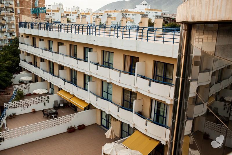 Residencia de ancianos en Benalmádena