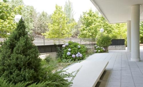 Residencia de ancianosCarabanchel (Madrid)