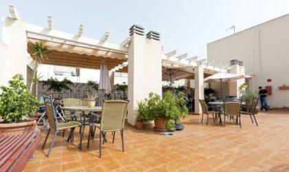 La residencia y centro de día Orpea en Cartagena, centro libre de sujeciones