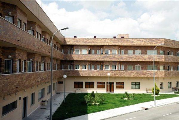 Residencia de ancianos en Villanueva de la Cañada
