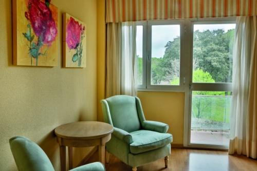 Residencia de ancianosen Collado Villalba