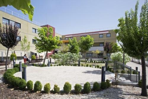 Residencia de ancianos Estremera (Madrid)