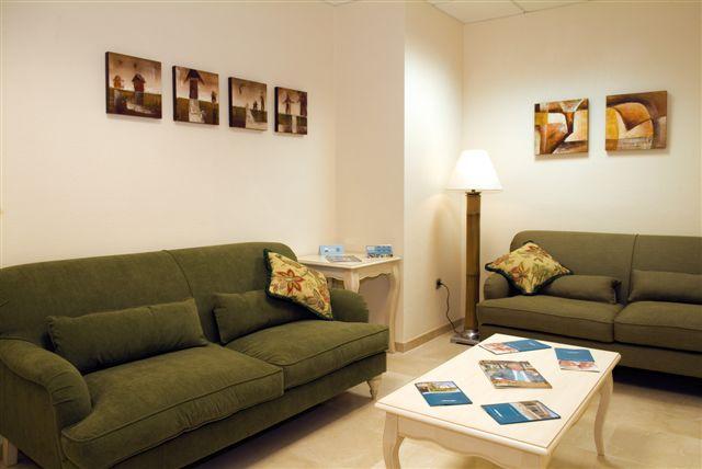 Residencia de ancianos en El Limonar