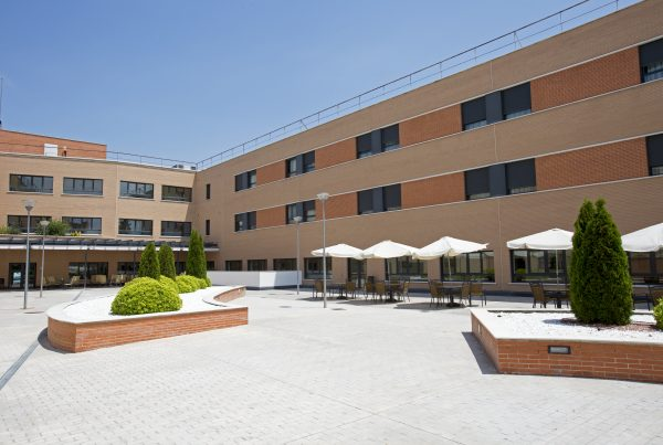 Centro de día y residencia de ancianos en Las Rozas ORPEA