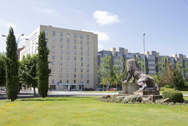 Dos residencias de Orpea en Castilla y León, centros libres de sujeciones