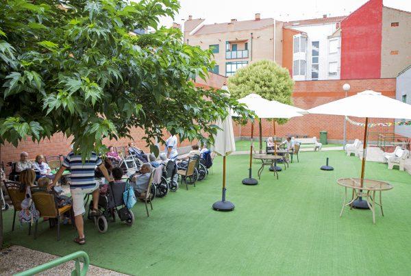 Residencias para mayores León II - Residencias para mayores y centros de día ORPEA