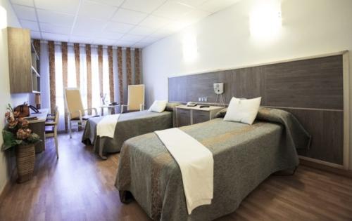 Centro de día y residencia de ancianos en Meco (Alcalá de Henares) ORPEA