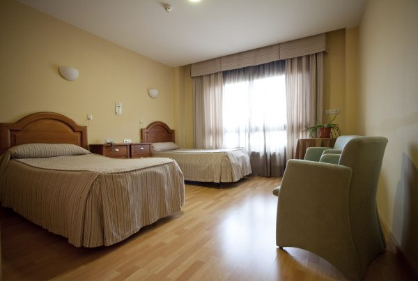 Residencia de ancianos en Lugo