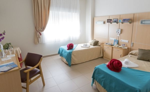 Residencia de ancianos en Cartagena