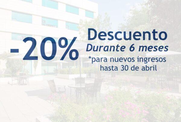 ORPEA Madrid Buenavista - Descuento