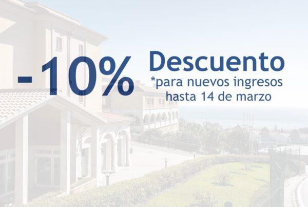 ORPEA Málaga - Descuento