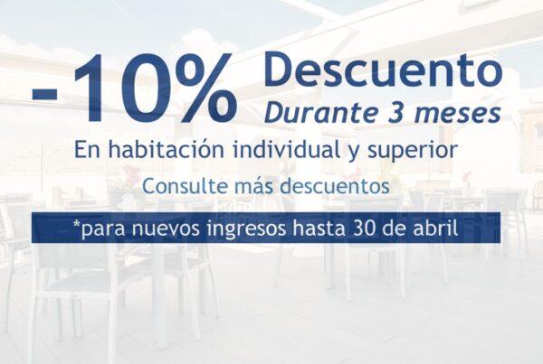 ORPEA Valencia - Descuento