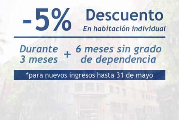 ORPEA Zaragoza - Descuento