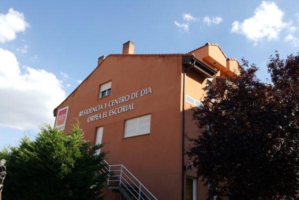 Residencia de ancianos El Escorial