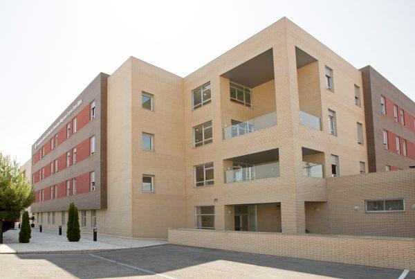 Centro de día y residencia de ancianos en Madrid (San Blas)