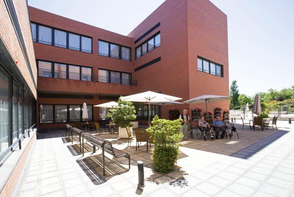 Residencia de ancianos San Fernando de Henares (Madrid)