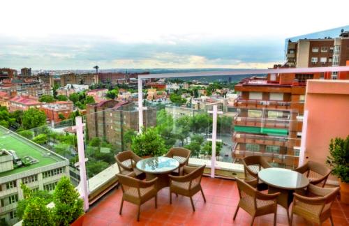 Residencia de ancianos Loreto (Madrid)