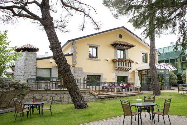 Residencia de ancianos en Torrelodones (Madrid) - Residencias para mayores ORPEA