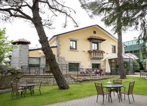 Residencia de ancianos Torrelodones (Madrid)