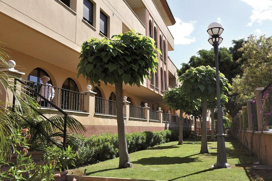 Residencia de ancianos Marbella (Puerto Banús)
