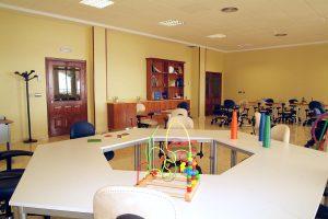 Residencia de ancianos en Málaga