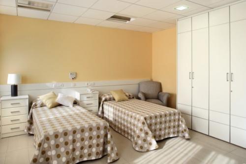 Residencia de ancianos en Zaragoza
