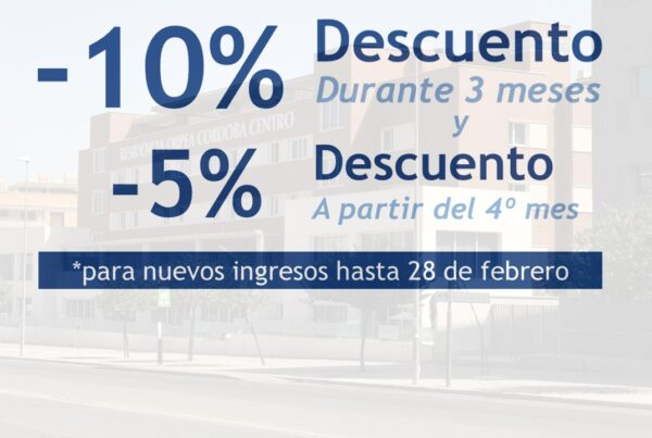 ORPEA Córdoba Centro - Descuento