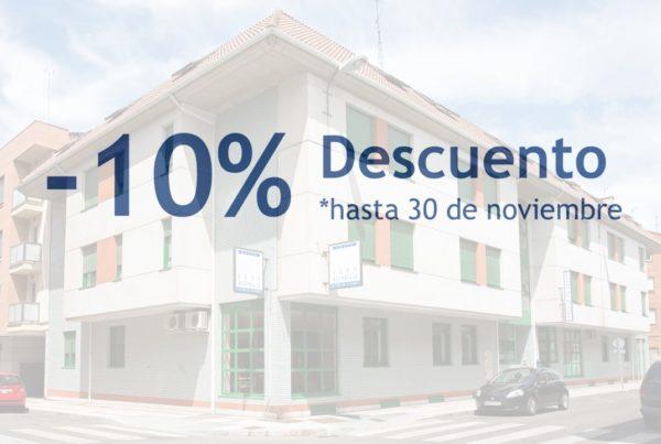 ORPEA León II Descuento hasta 30 noviembre