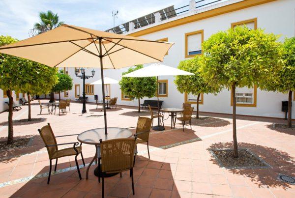 Residencia de ancianos en Sevilla (Aljarafe)