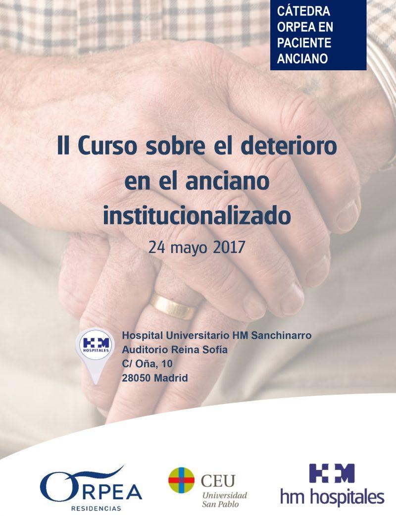 En Orpea Ibérica consideramos que es fundamental mantener la colaboración entre diferentes instituciones para avanzar en la atención geriátrica