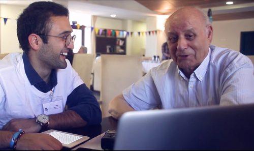 Orpea colabora con el programa Adopta Un Abuelo en romper la brecha digital con los mayores