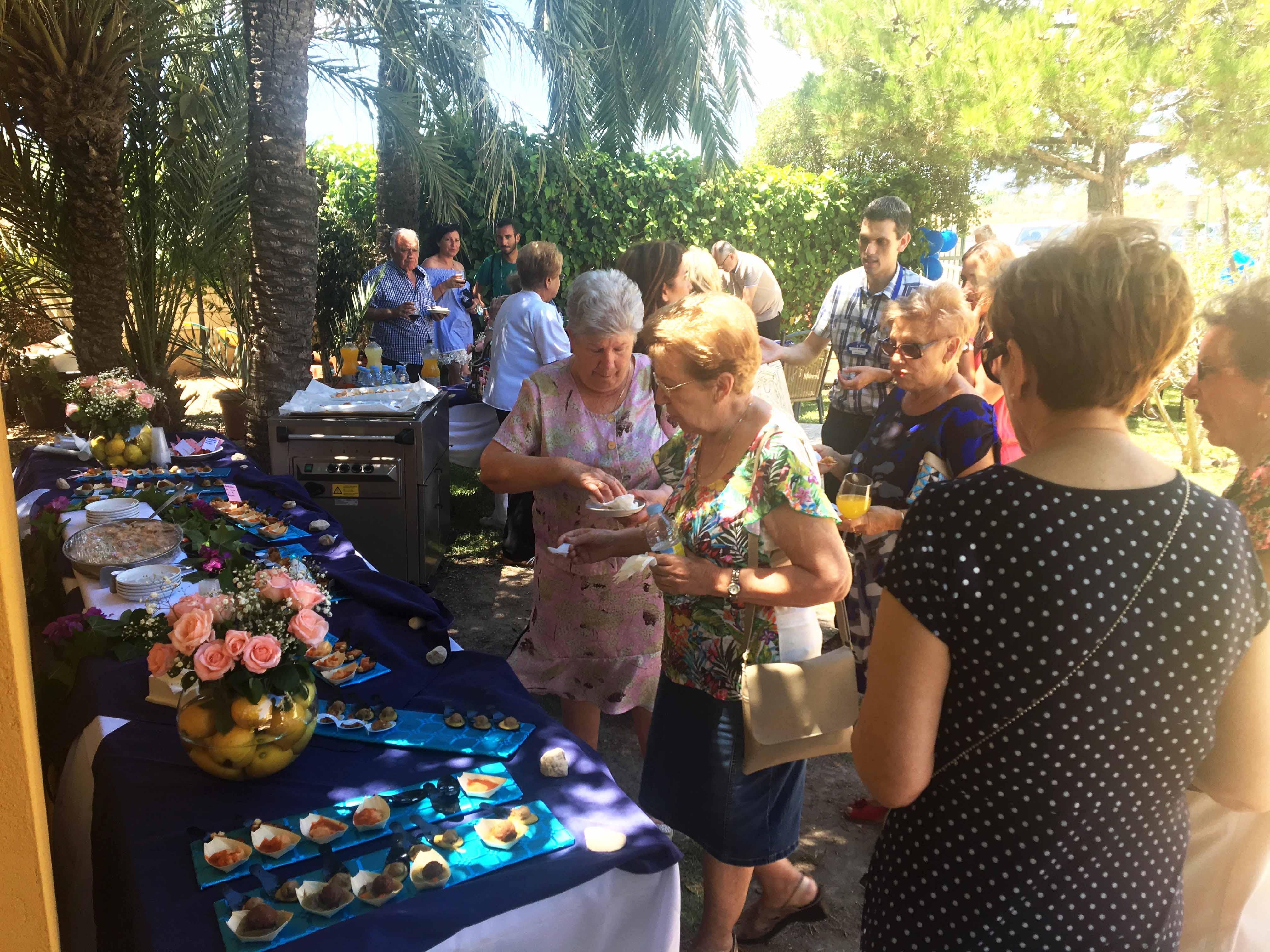 Gran éxito de asistencia en el fin de semana de puertas abiertas en Orpea El Campello