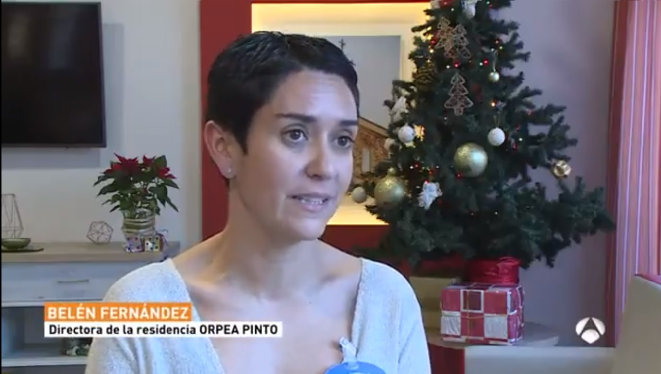 ORPEA Navidad Antena 3