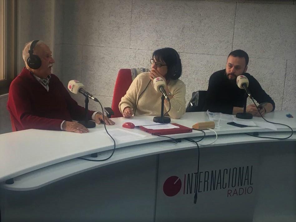 RADIO INTERNACIONAL ENTREVISTA A ADOLFO SAMPER, RESIDENTE DE ORPEA LAS ROZAS