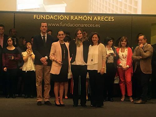 """ORPEA Las Rozas galardonada en los """"Premios STELA 2018"""" por contratar trabajadores con discapacidad intelectual"""