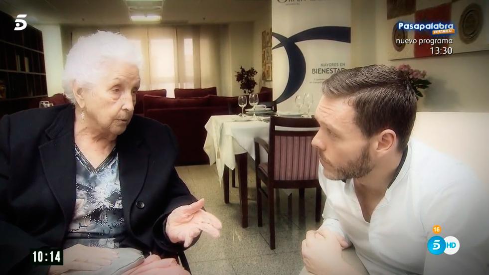 "Varios residentes ""centenarios"" de ORPEA participan en 'El programa de Ana Rosa'"