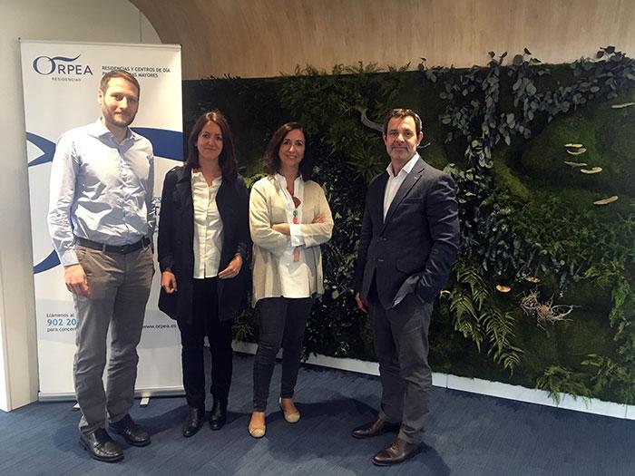 Grupo ORPEA colabora con el Programa de Orientación Académica y Profesional del Colegio San Patricio de Madrid