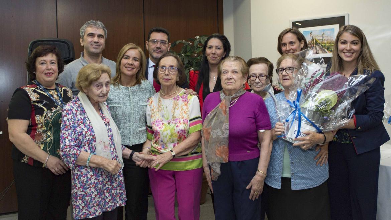 """ORPEA Buenavista gana el segundo premio en el concurso """"Decorando el jardín"""" de la CAM"""