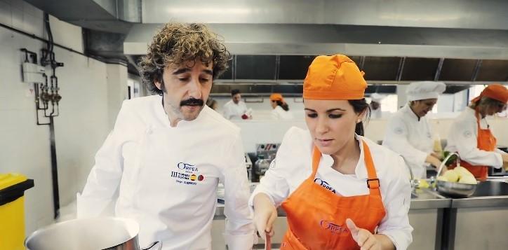 Cocinar es una acto de generosidad per se, sea cual sea al público para el que se cocina