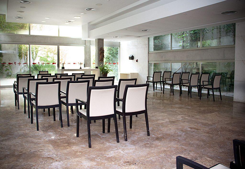 Residencia de ancianos en Aravaca (Madrid)Residencia de ancianos Valdemarín (Madrid)