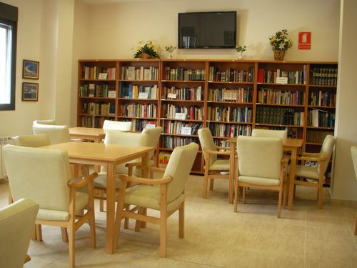 Residencia de ancianos en Santander