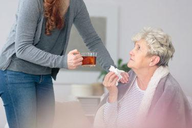 Medidas para proteger la salud de las personas mayores frente al frío