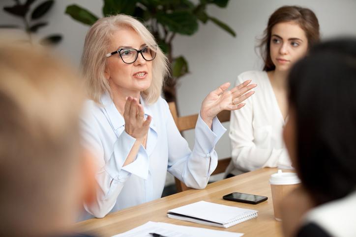 El 82 % de las residencias ORPEA están dirigidas por mujeres