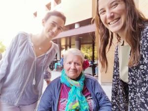 """ORPEA Aravaca acoge la jornada intergeneracional """"Trata como te gustaría ser tratado"""""""