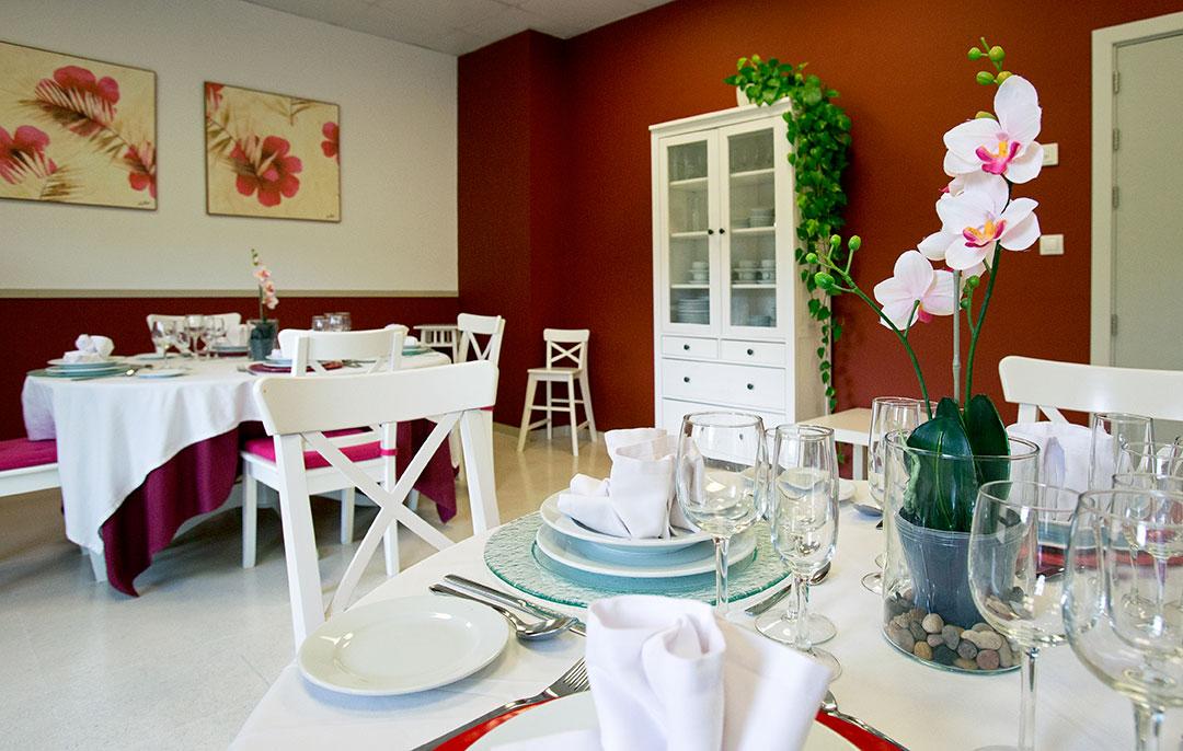 Las residencias ORPEA fomentan las relaciones afectivas de los residentes con sus familiares